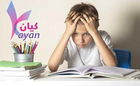 صعوبات تعلم الاطفال
